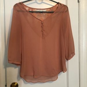 LC Lauren Conrad top